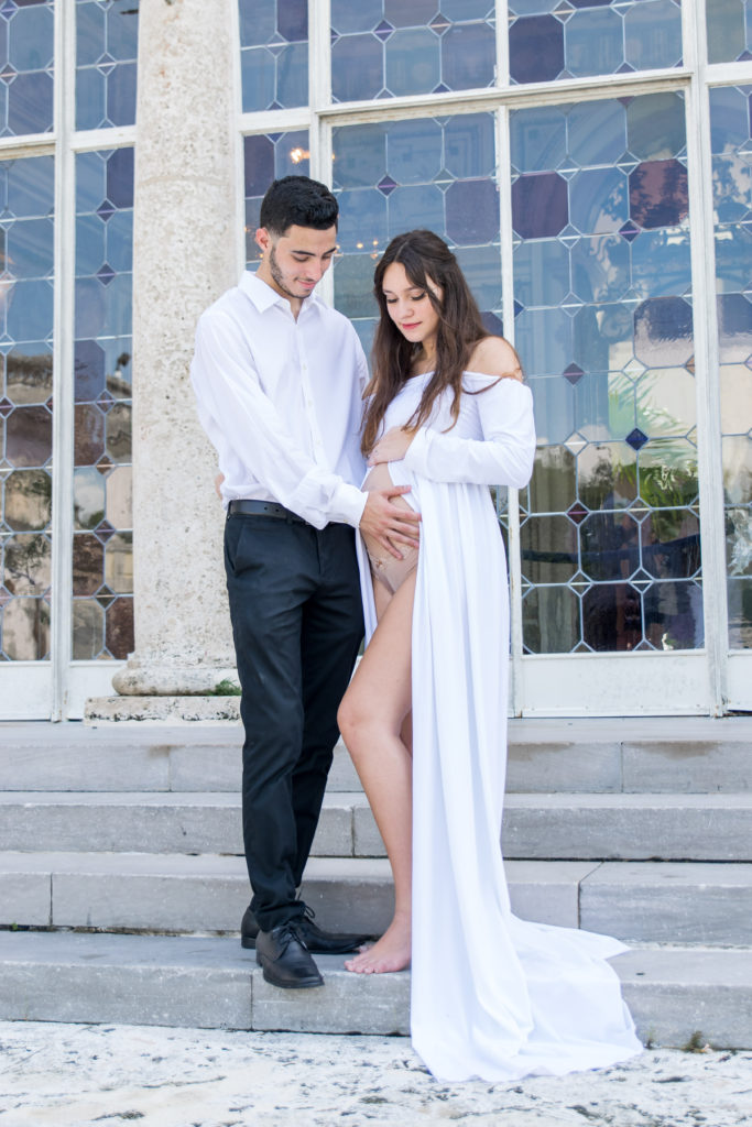 Provence Photography - Maternity Photoshoot