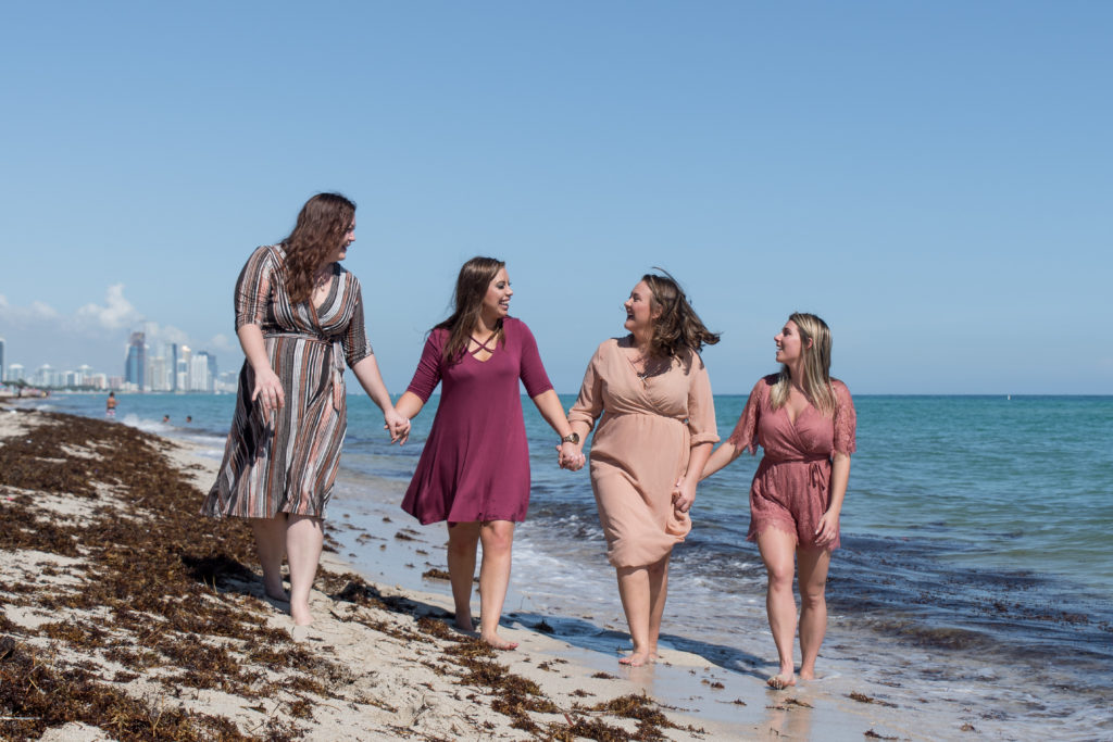 Provence Photography - Miami Beach Bachelorette Photoshoot